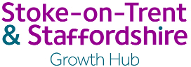 Stoke-on-Trent & Staffordshire LEP logo