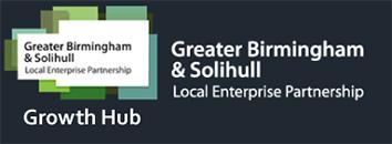 Greater Birmingham & Solihull LEP logo