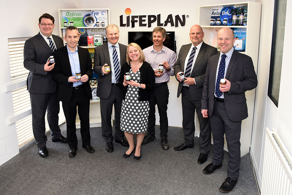 Lifeplan team photo