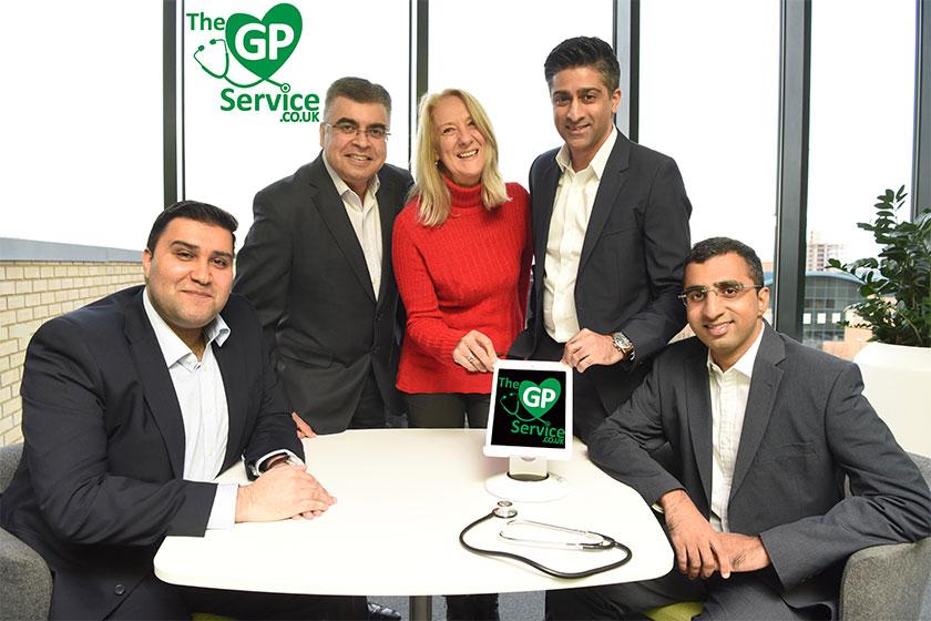 GP Service team