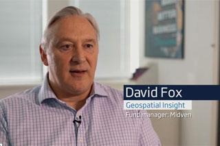 Photo of David Fox from Geospatial Insight