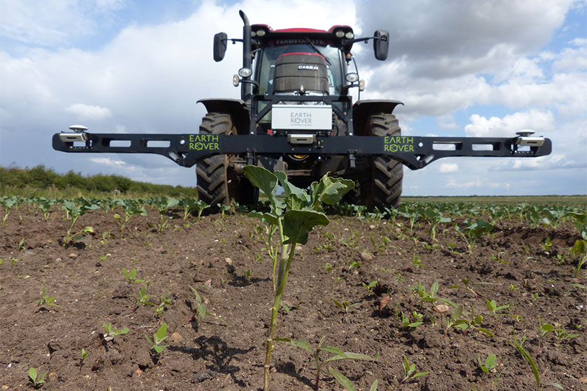 Shropshire start up creates tracking system for crops - from seed to plant