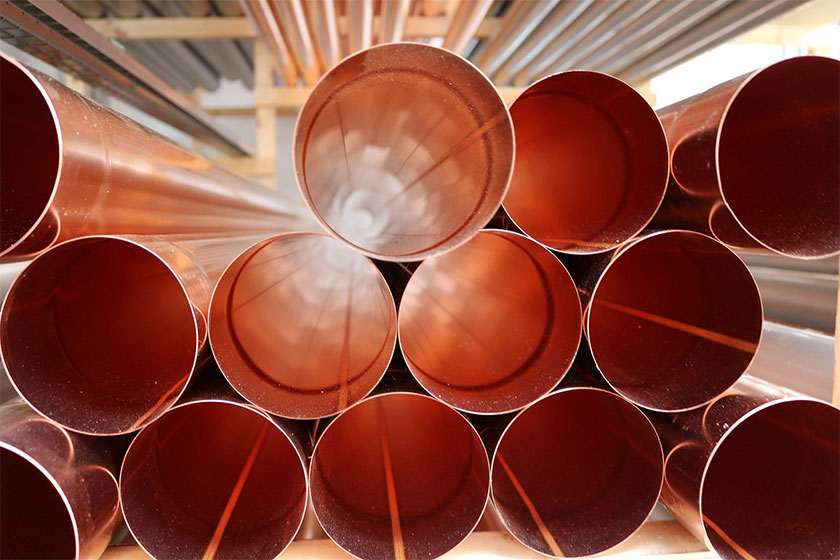 copper tubing product