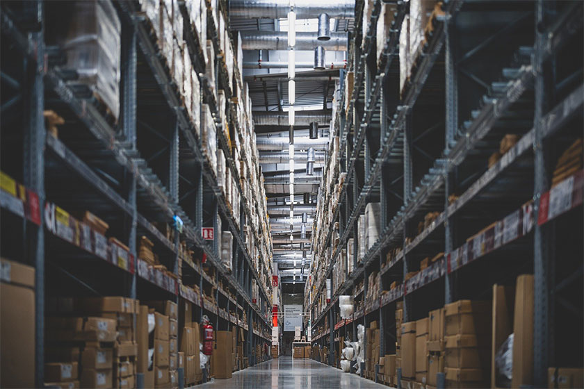 wholesale business warehouse picture