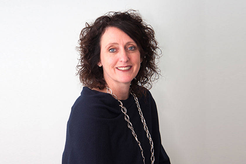Managing director pictured Pauline McQuirk