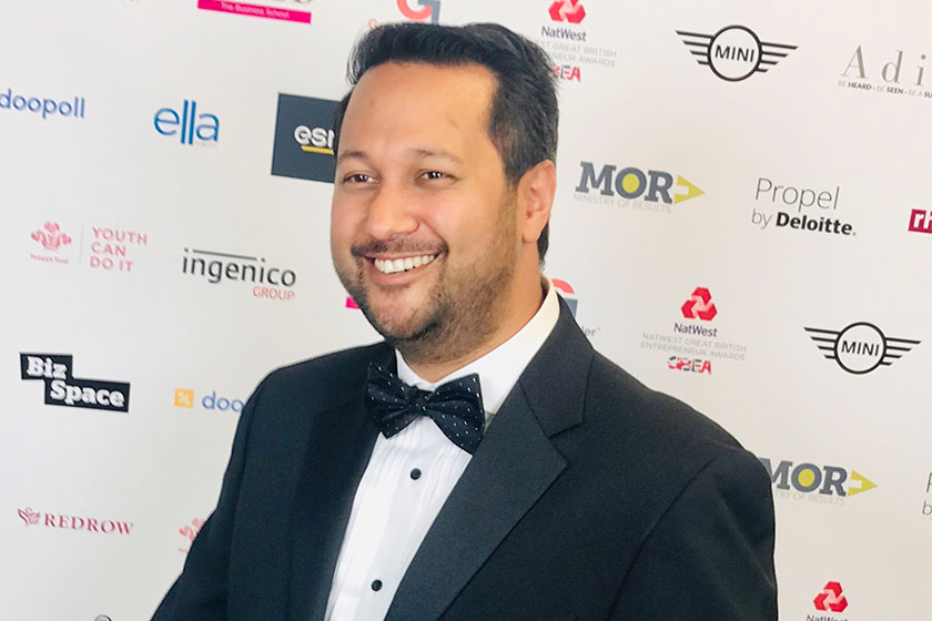 founder and CEO of business Wayroo